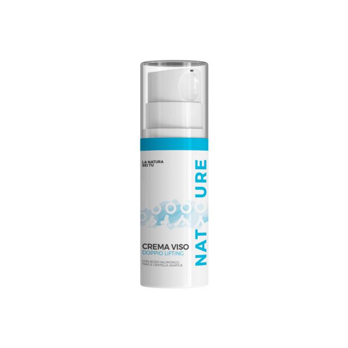 Crema Viso Doppio Lifting con Acido Ialuronico - Cosmetici Online - Natyoure