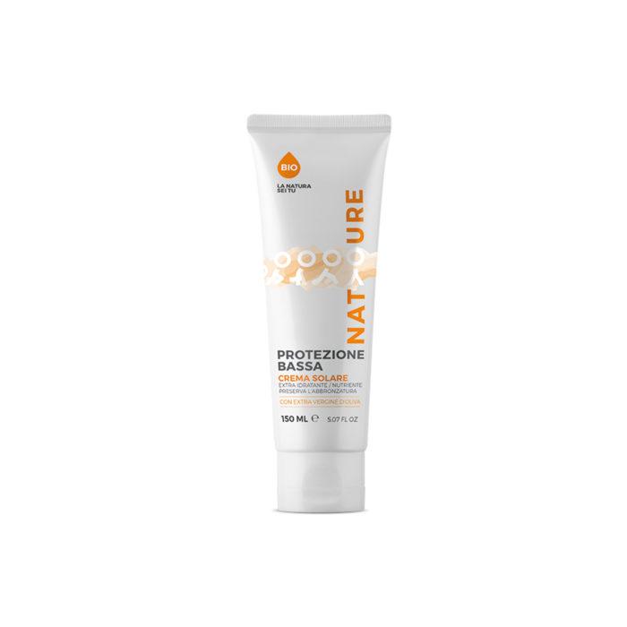Crema Solare Bassa Protezione_DEF