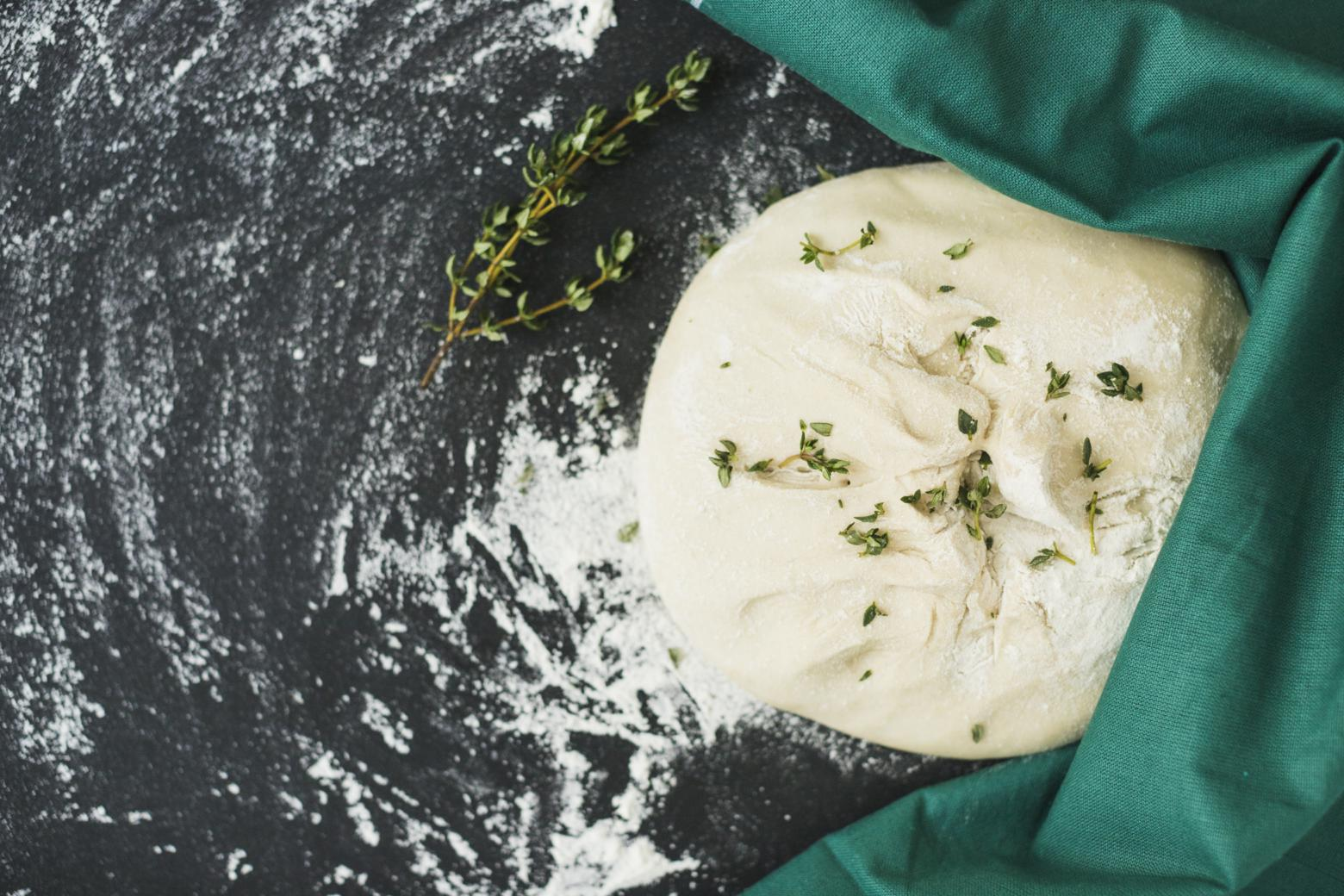 ricetta spianatine timo limone e formaggio - Natyoure - www.natyoure.it